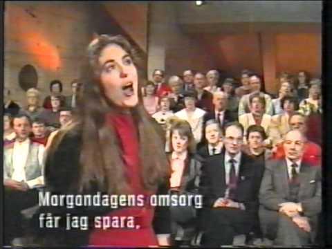 SISSEL KYRKJEBØ - BLOTT EN DAG