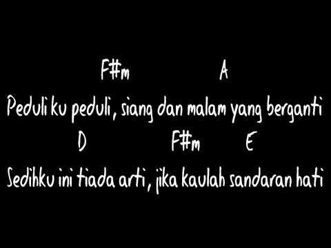 Letto - Sandaran Hati (Lyric +Chord)
