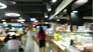 Сити тур Бангкок  рынок.avi