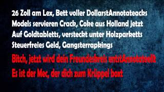 Bushido feat. Kollegah & Farid Bang - Gangsta Rap Kings (Lyrics)