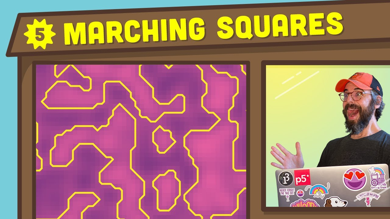 Coding in the Cabana 5: Marching Squares