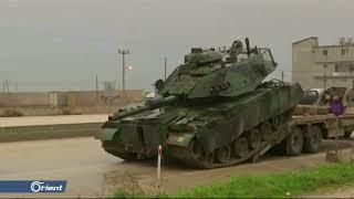تعزيزات عسكرية ضخمة تدفع بها أنقرة إلى إدلب وتصريحات مهمة لمسؤولين أتراك
