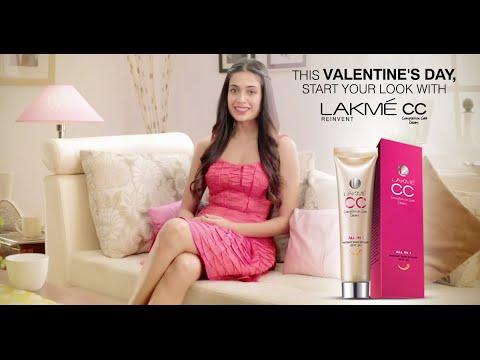 Lakmé CC - Valentine's Day look with Lakmé CC