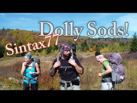 Camping the Dolly Sods Wilderness  Fall Backpacking in West Virginia