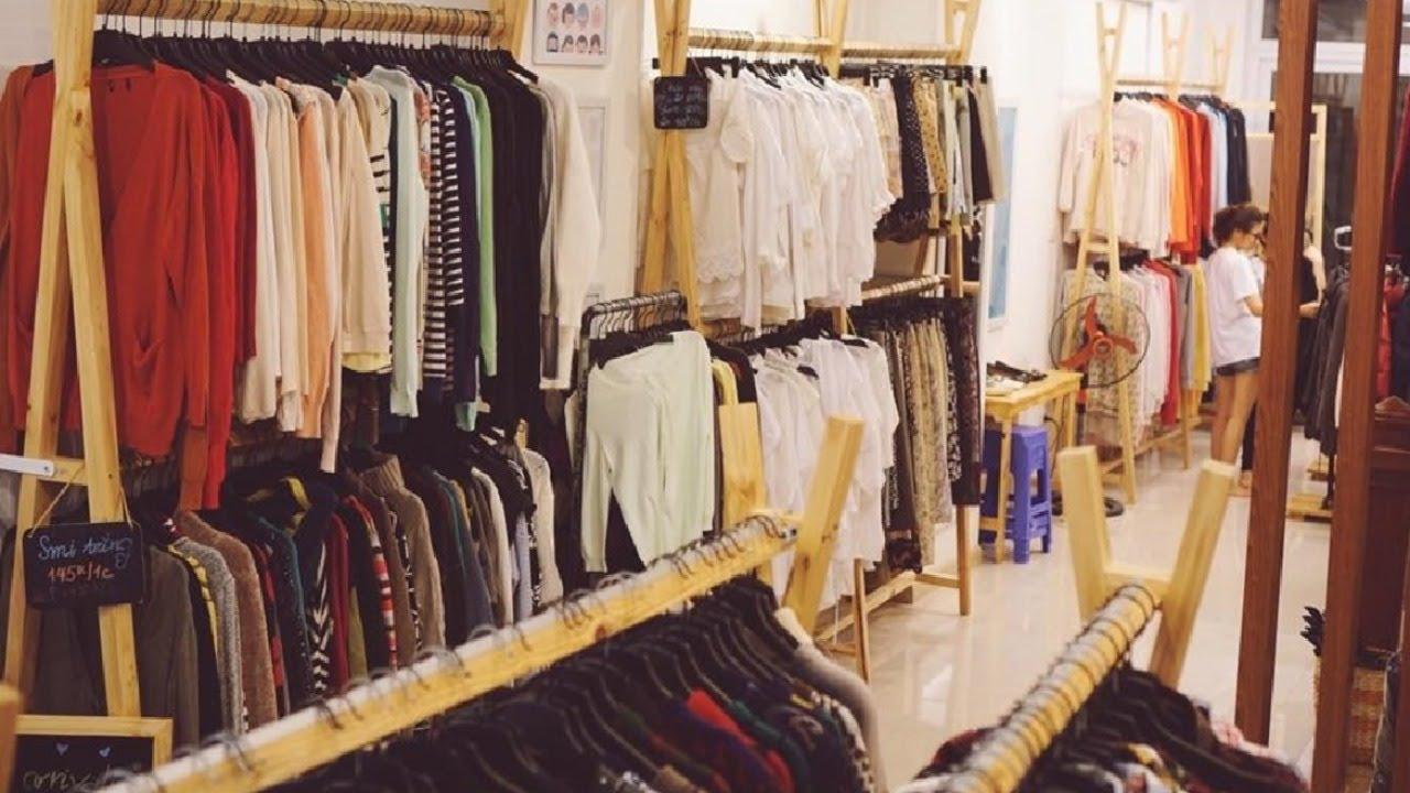 Bán quần áo online nhập hàng ở đâu