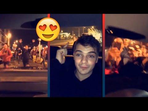 Crazy Fans | Martin Garrix Newest Snapchat...