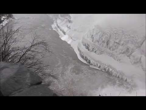 January Thaw in Letchworth State Park  Part #2