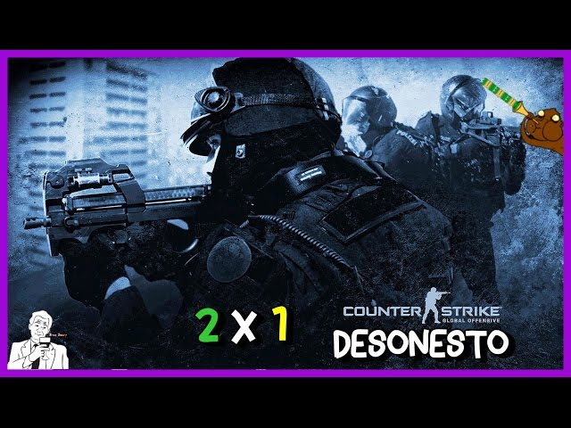 2x1 Desonesto | Counter Strike Global Offensive