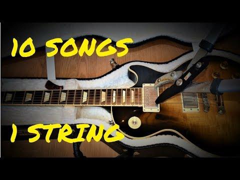 Ten Songs - One String
