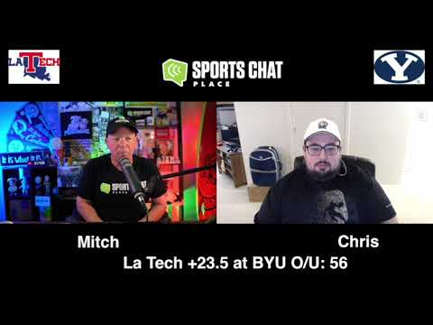La Tech at BYU   College Football Picks & Prediction Week 5 -  Friday 10/2/20 | Sports Chat Place