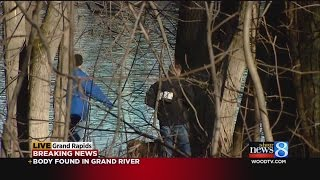 GRPD: Body found in Grand River