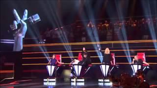Top 25 Best The Voice Auditions (Part 3)
