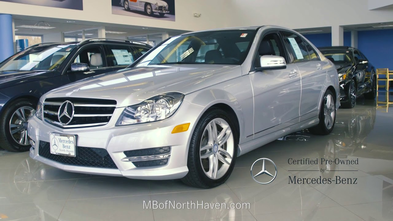 Mercedes Benz Of North Haven Certified Pre Owned