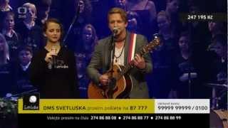 Tomáš Klus & Ráchel Skleničková - Nina - Světlo pro Světlušku (ČT)