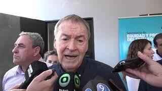 Juan Schiaretti se refirió a la elección que consagró presidente a Alberto Fernández