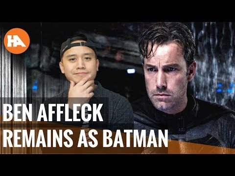 Ben Affleck Rumored To Remain As Batman And How It Could Affect The DCEU