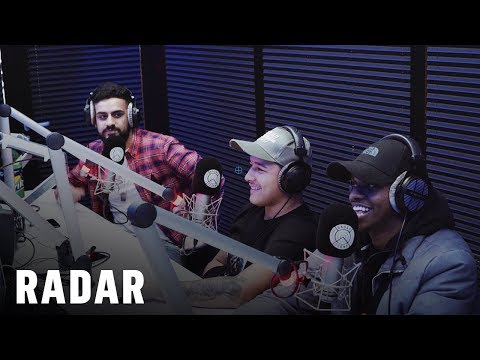New Gen Radio Round-Table | Caroline SM, Hacko, @ImJustBait, Abdi TV & Saquib (GRM Daily)