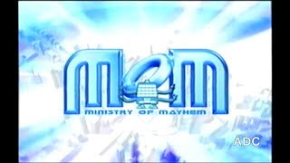 MOM Ministry of Mayhem show 13 A CARLTON & The Foundation Prod…