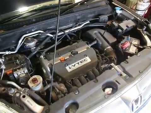 Wrecking 2005 Honda Crv Engine 2 4 Automatic C15000