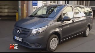 Mercedes vito 2014 - first test drive
