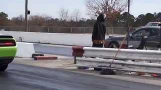 Dodge Challenger Hellcat vs Dodge Challenger R/T 392 Scat Pack