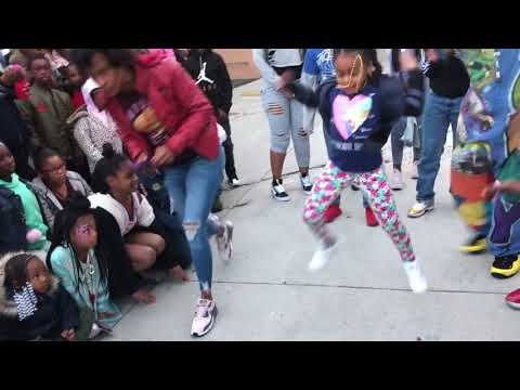 TALENTED LIL GIRLS TAKE'S OVER PARTY | OfficialTSquadTV | Tommy The Clown
