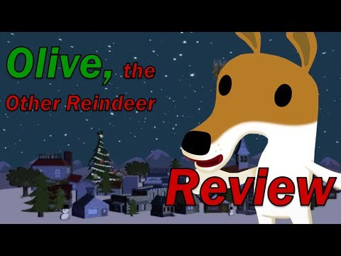 [Review] Olive the Other Reindeer (1999)  - An Underrated Christmas Classic