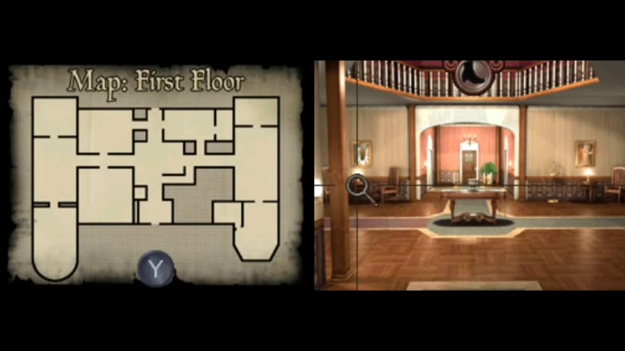 Nancy Drew: The Hidden Staircase (Part 3): Exploring The First Floor
