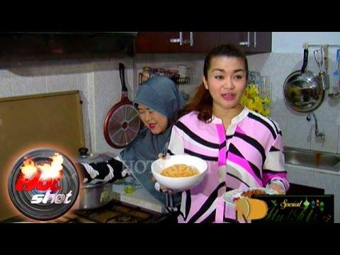 Fitri Karlina, Lebaran di Kampung Halaman Suami - Hot Shot 10 Juli 2016