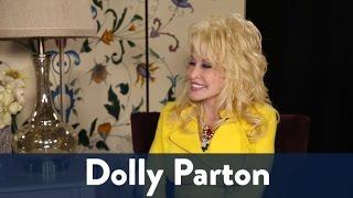 """Dolly Parton's Discusses New Album, """"Pure & Simple"""""""