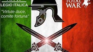 """RITW """"Legio Italica"""" - Primo torneo Rome2 - Semifinale 1"""