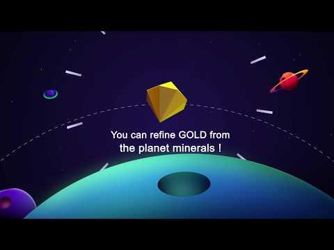 Crypto Galaxy   World's First Virtual Universe On Blockchain