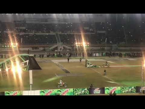 Mountain Dew Stunt Show Islamabad Sports Complex Jinnah Stadium