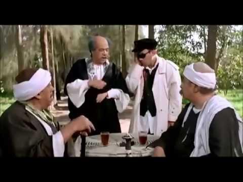 مشهد كوميدي جدا من فيلم القرموطي - احنا بنشتغل مع هواة