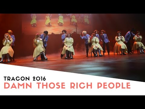 Damn those rich people [Tracon 2016 - Ouran Highschool Host Club]