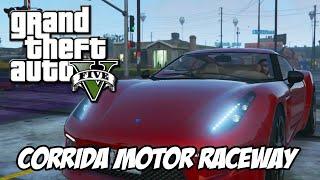 GTA 5 Online (PS4) - Corrida Timaru Motor Raceway: Poste INQUEBRAVEL