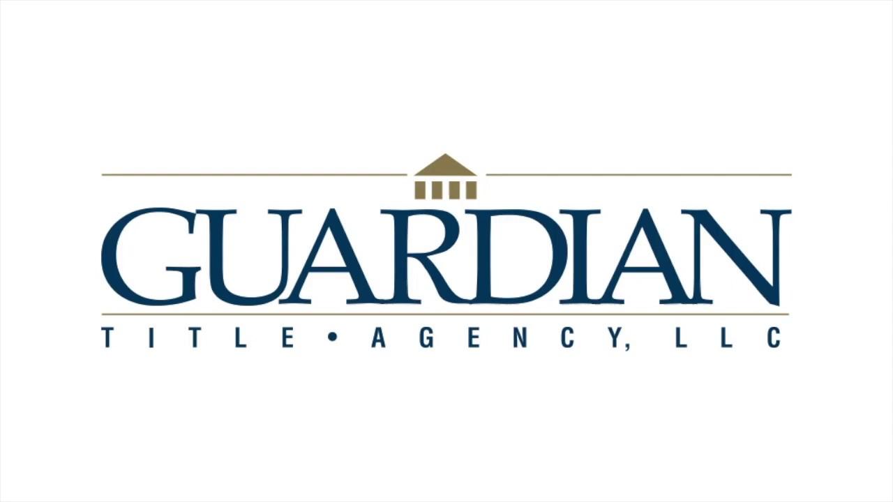 Guardian Title logo