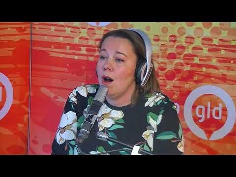 Esther Groenenberg zingt