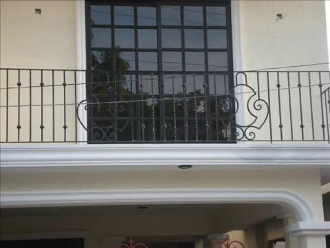 Herreria artistica gm youtube - Puertas de hierro para exterior ...