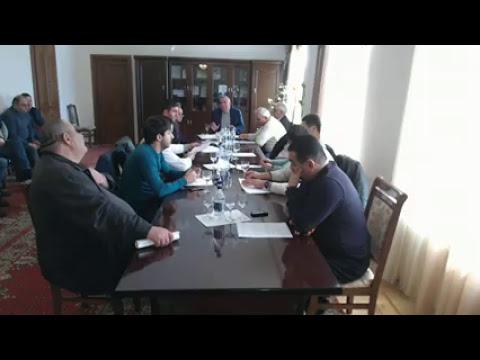 Մարտունի համայնքի ավագանու նիստ/ ուղիղ եթեր 14.02.