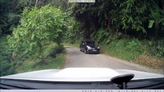 Boh Tea Plantations Driving Tour (2014)