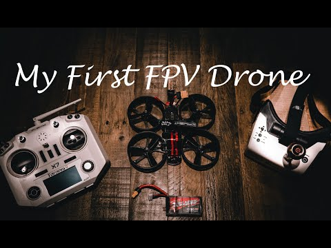 Фото Building my first fpv drone | My first FPV Drone built and experience
