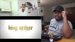 King Arthur: Legend Of The Sword - Teaser REACTION!!!