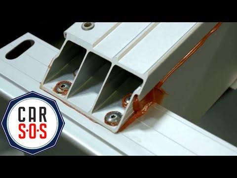 Lotus Elise Chassis Bonding | Workshop Uncut | Car S.O.S.