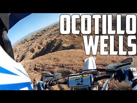 OCOTILLO WELLS vs YZ125