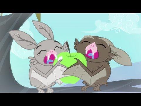 [Karaoke] My Little Pony: Friendship is Magic S04E07 - Fledermäuse