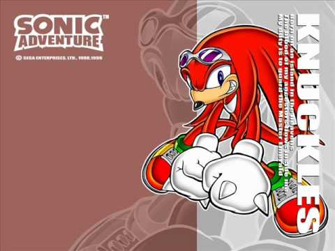 Sonic Adventures - Knuckles' Theme Song with lyric [HQ]