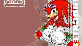Sonic Adventures - Knuckles