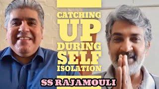 SS Rajamouli interview with Rajeev Masand | Coronavirus | RRR | Ram Charan | NTR | Ajay Devgan