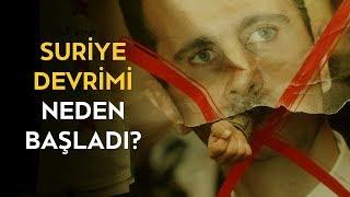 5 Dakikada Suriye Devrimi Neden Başladı